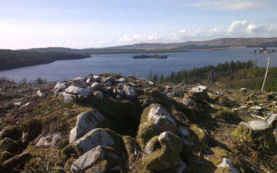 Walking an Ancient Irish Pilgrimage Path